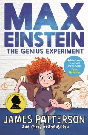 The Genius Experiment by James Patterson
