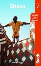 Bradt Guide Ghana by Philip Briggs