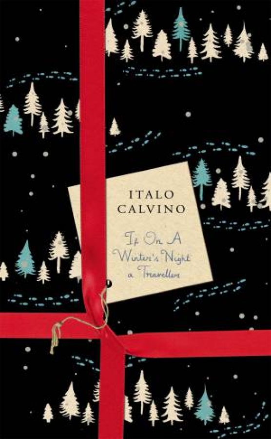 Vintage Christmas: If On A Winter's Night A Traveller by Italo Calvino