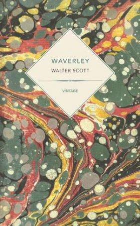 Vintage Past: Waverley by Walter Scott