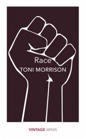 Vintage Minis: Race by Toni Morrison
