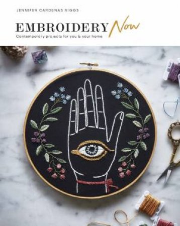 Embroidery Now