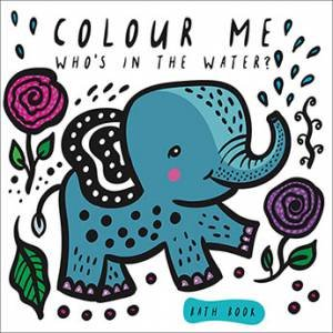 Colour Me: Who's In The Water? by Surya Sajnani