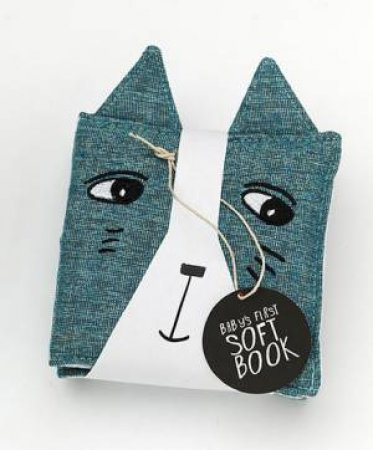 Wee Gallery Cloth Books: Friendly Faces In The Garden