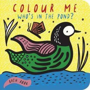 Colour Me: Who's In The Pond? by Surya Sajnani