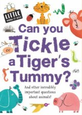 Can You Tickle A Tigers Tummy