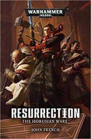 Resurrection (Warhammer) by John French