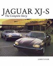 Jaguar XJS The Complete Story