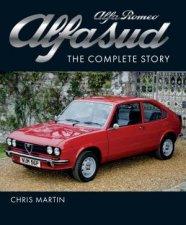 Alfa Romeo Alfasud The Complete Story