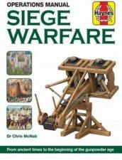 Siege Warfare Manual