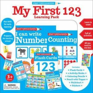 Back to School Boxset: My First 123 by Various