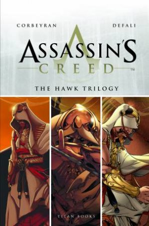Assassin's Creed: The Hawke Trilogy