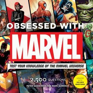 Obsessed With Marvel