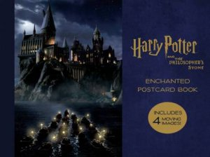 Harry Potter And The Philosopher's Stone Enchanted Postcard Book by Titan Books