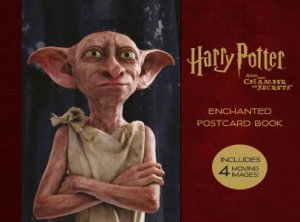 Harry Potter And The Chamber Of Secrets Postcard Book by Titan Books