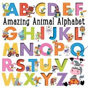 Amazing Animal Alphabet