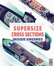 Inside Engines Supersize Cross Sections