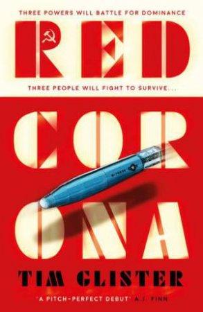 Red Corona by Tim Glister