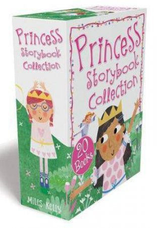 Princess Storybook Collection Box Set