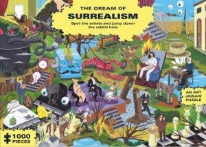 1000 Piece Jigsaw: The Dream Of Surrealism