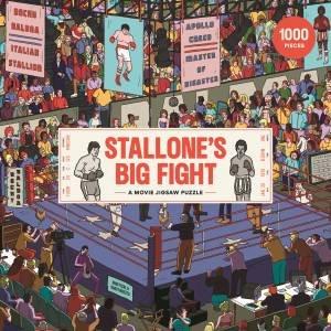 Stallone's Big Fight