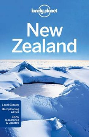 Lonely Planet: New Zealand - 18th Ed