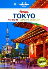Lonely Planet Pocket Tokyo, 6th Edition by Various
