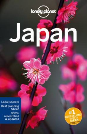 Lonely Planet Japan, 15th Ed