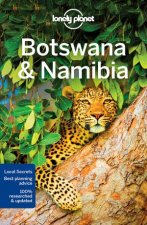 Lonely Planet Botswana & Namibia, 4th Ed by Lonely Planet