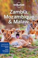 Lonely Planet Zambia Mozambique  Malawi 3rd Ed