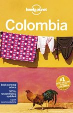 Lonely Planet Colombia 8th Ed