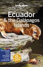 Lonely Planet Ecuador  The Galapagos Islands 11th Ed