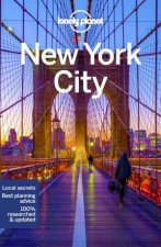 Lonely Planet New York City 11th Ed
