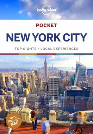 Lonely Planet: Pocket New York City 7th Ed