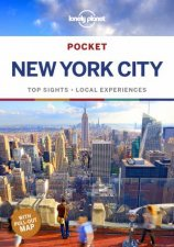 Lonely Planet Pocket New York City 7th Ed