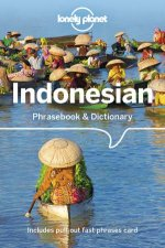 Indonesian Lonely Planet Phrasebook  Dictionary
