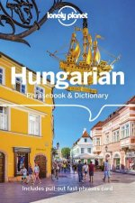 Lonely Planet Hungarian Phrasebook  Dictionary