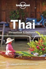 Thai Lonely Planet Phrasebook  Dictionary