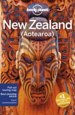 Lonely Planet New Zealand 19th Ed