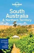 Lonely Planet South Australia  Northern Territory 7th Ed