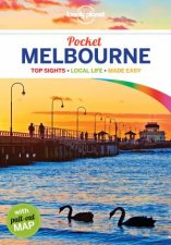 Lonely Planet Pocket Melbourne 4th Ed