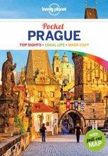 Lonely Planet Pocket Prague 5th Ed