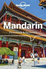 Mandarin Lonely Planet Phrasebook  Dictionary