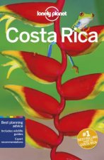 Lonely Planet Costa Rica 13th Ed