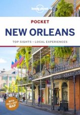Lonely Planet Pocket New Orleans 3rd Ed