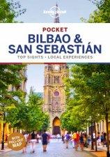 Lonely Planet Pocket Bilbao  San Sebastian 2nd Ed