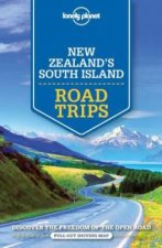 Lonely Planet New Zealands South Island Road Trips  1st Ed