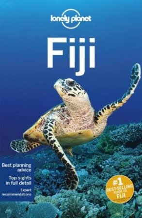 Lonely Planet: Fiji - 10th Ed