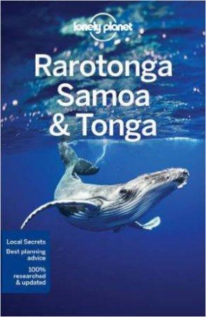 Lonely Planet: Rarotonga, Samoa And Tonga - 8th Ed