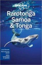 Lonely Planet Rarotonga Samoa And Tonga  8th Ed